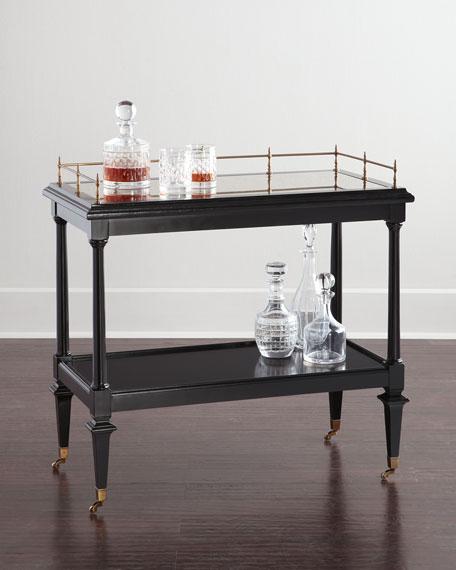 Barclay Butera Jackson Bar Cart