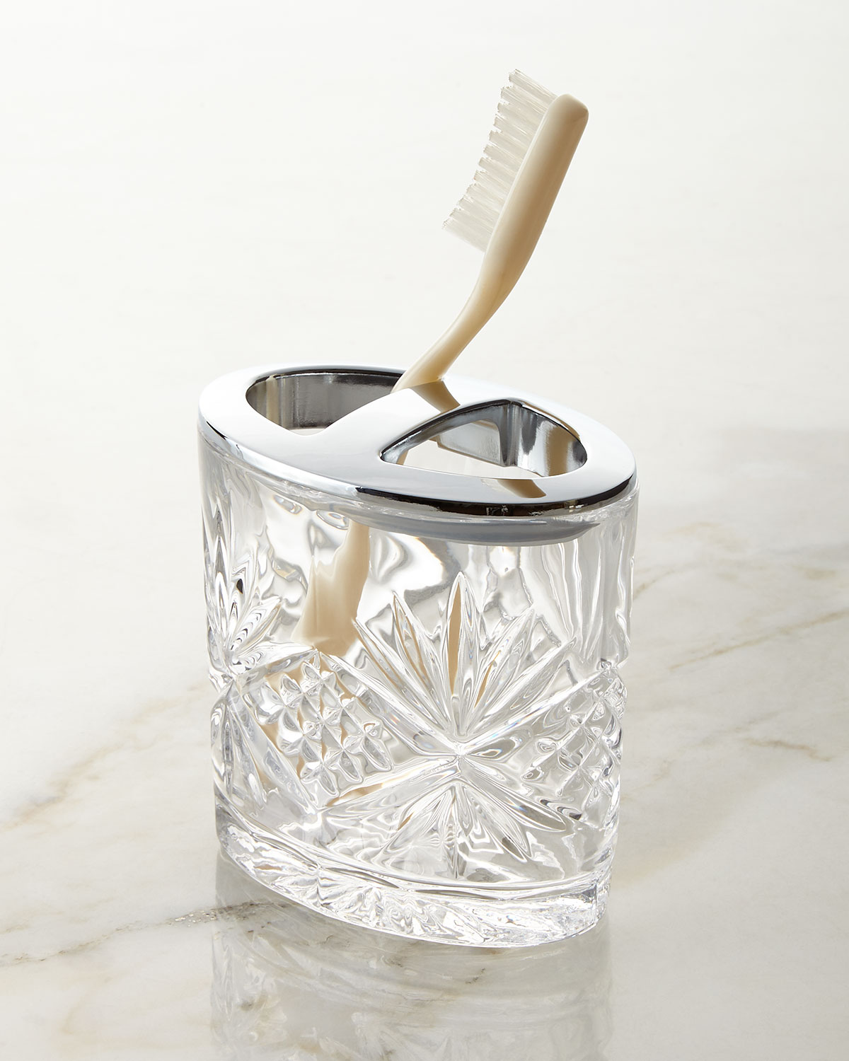 Godinger Dublin Toothbrush Holder