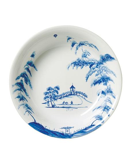 """Juliska Country Estate Delft Blue 10"""" Serving Bowl"""