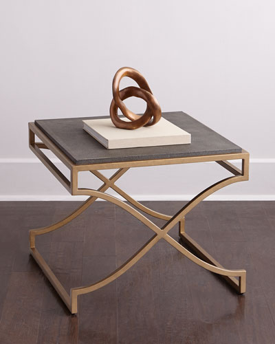Impulse Bunching Side Table