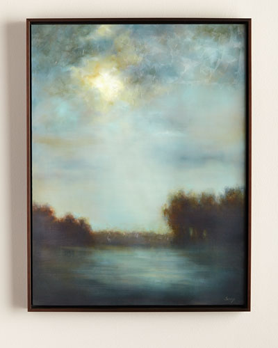 """Breaking Light"" Giclee"