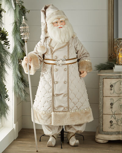 "Maurice Noel 72"" Santa Doll"