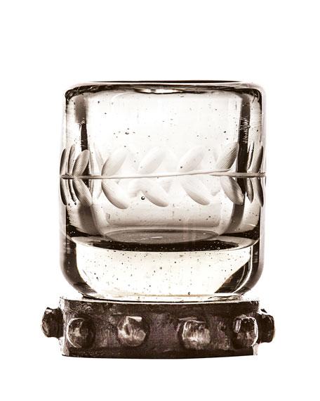 Jan Barboglio Zachshot Glass