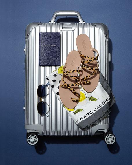 Topas Silver Cabin Multiwheel IATA 52 Luggage