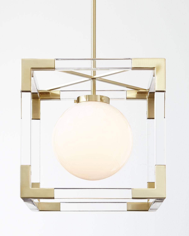 Jacques 1 Light Pendant