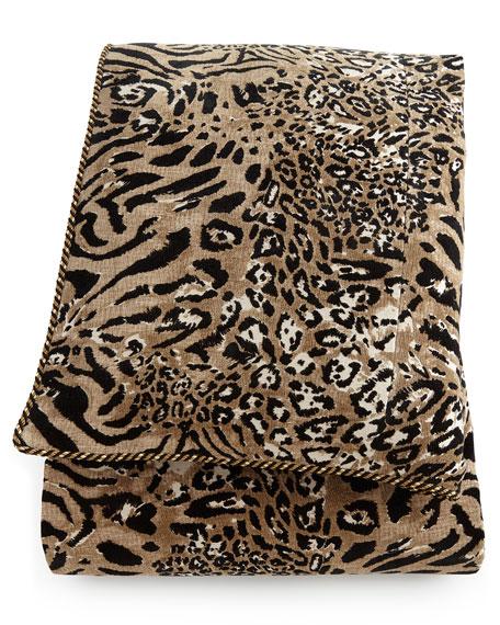 King Madagascar Duvet Cover