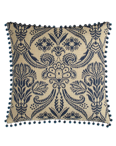 Saunders Floral Pillow, 20