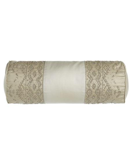 """Mirabell Neckroll Pillow, 10"""" x 12"""""""