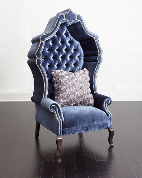 Haute House Antoinette Midnight Chair