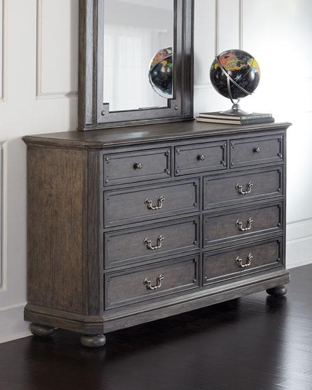 Hooker Furniture Matilda Nine-Drawer Dresser
