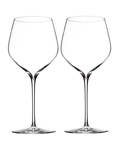 Elegance Cabernet Glasses  Set of 2