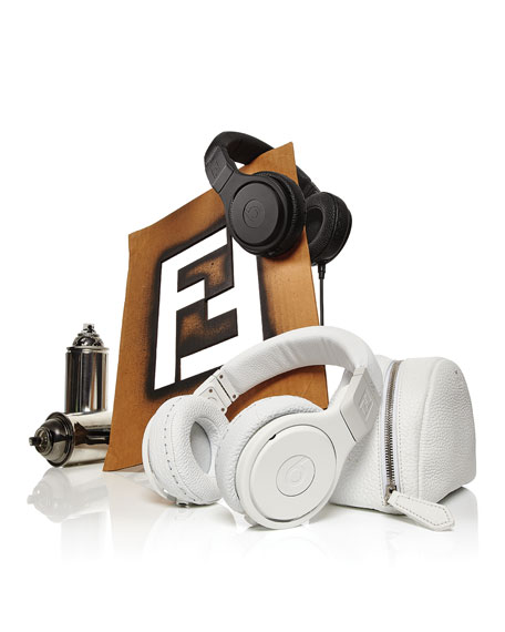 FENDI Black Beats On-Ear Headphones