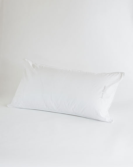 "The Pillow Bar King Down Pillow, 20"" x 36"""