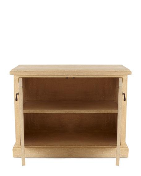 Damon Outdoor Storage Cabinet - Outdoor storage furniture