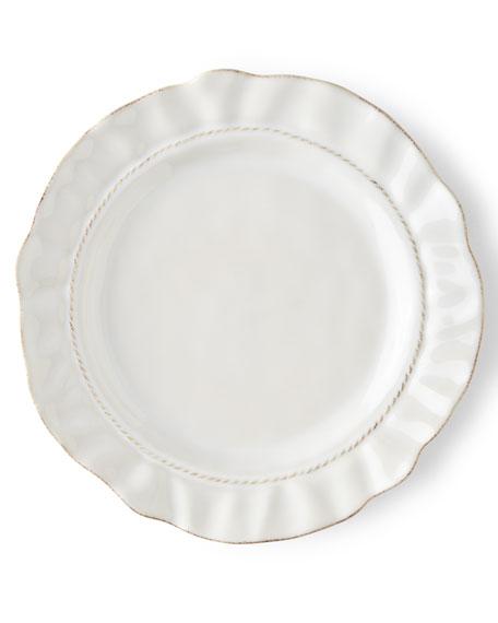 Juliska Madeleine Salad Plate