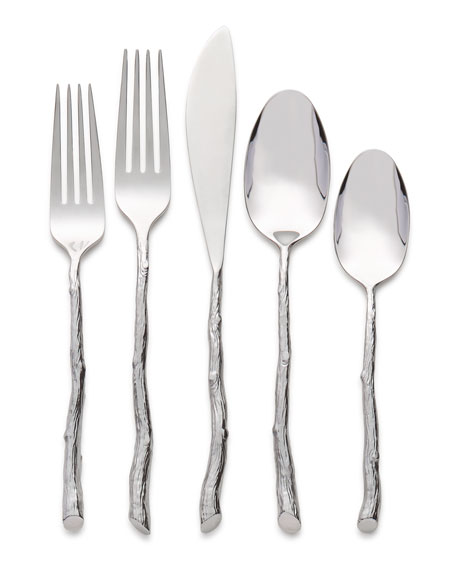 Michael Aram 5-Piece Twig Flatware Place Setting