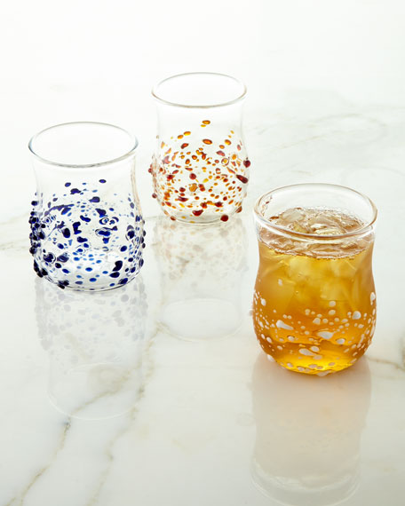 Massimo Lunardon Frangolini Glassware, Fish Glassware, & Carafes