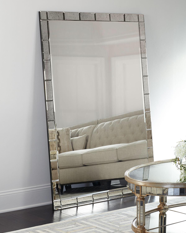 Benedict Floor Mirror Neiman Marcus