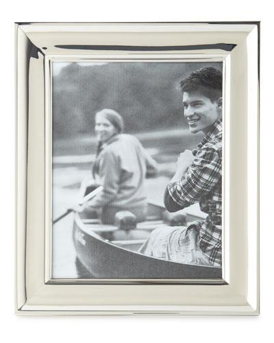 Cove Silver 8 x 10 Picture Frame