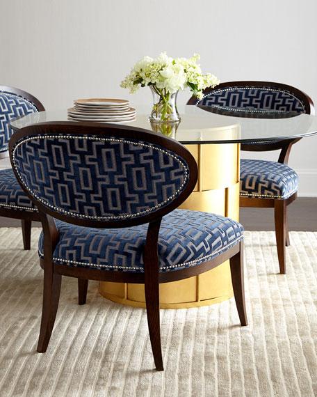 Massoud Shadowbox Dining Chair