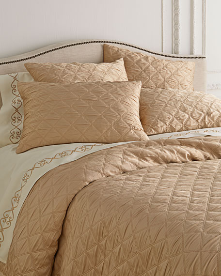 Queen Quattro Coverlet