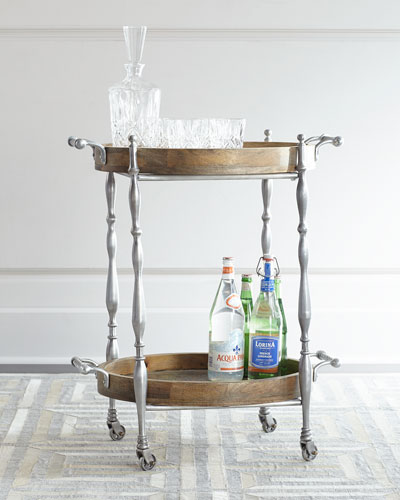 Heritage Bar Cart