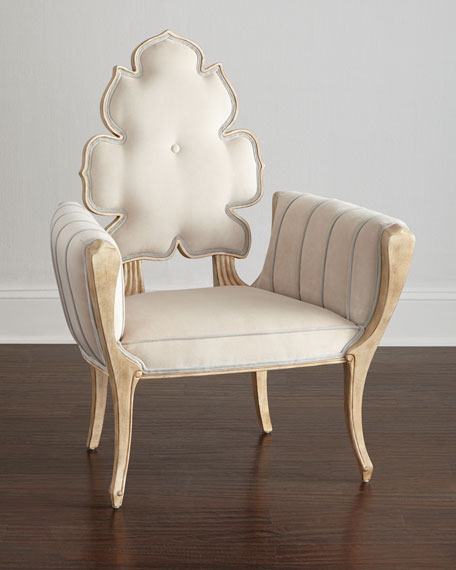 Pearl Wiggle Chair & Julia Buckingham for Global Views Pearl Wiggle Chair | Neiman Marcus