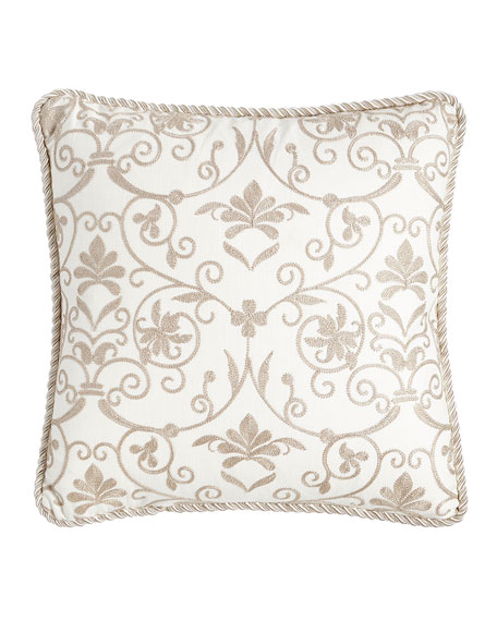 Isabella Collection by Kathy Fielder Charlotte Embroidered