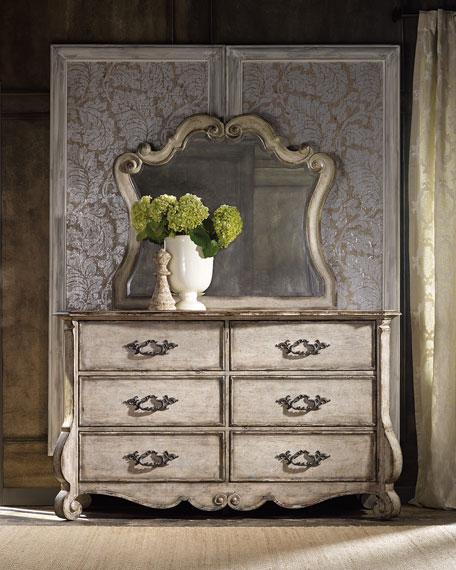 Hooker Furniture Estelline 6-Drawer Dresser
