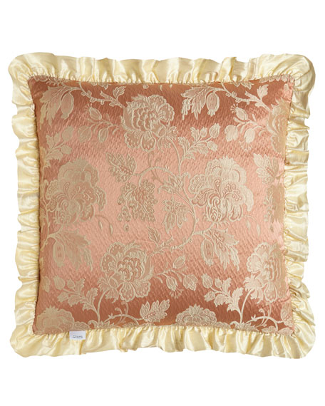 Austin Horn Collection European Primrose Reversible Sham