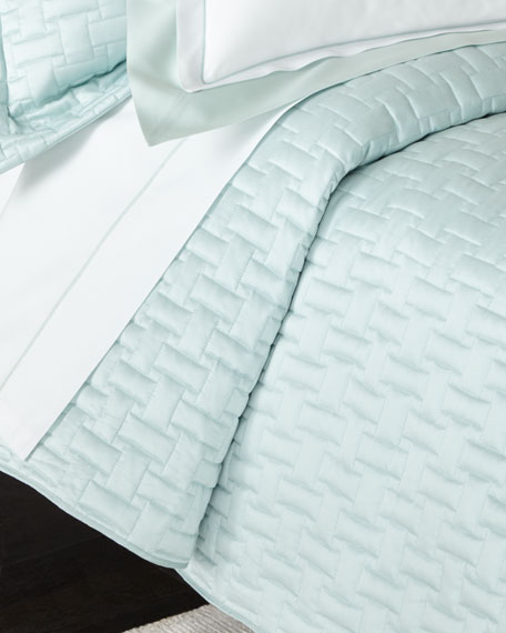 Full/Queen Basket Weave Quilt