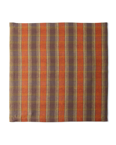 Winter Plaid Napkin