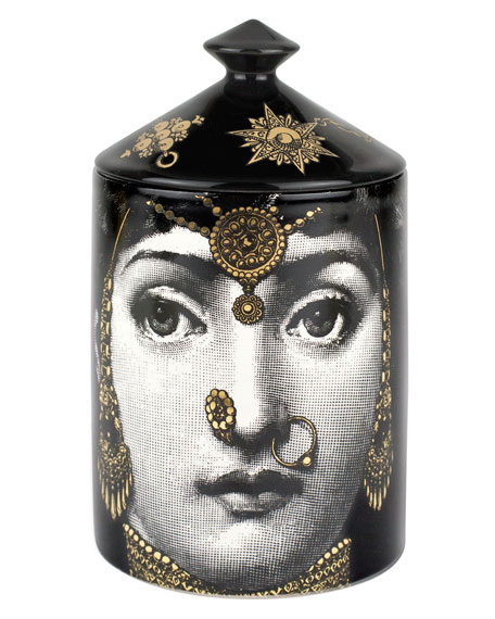 Image 3 of 4: Fornasetti Fornasetti L'Eclaireuse Scented 300gr Candle