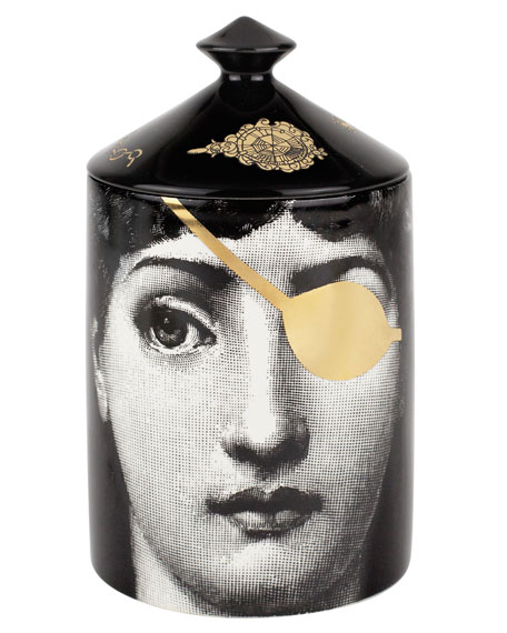 Image 1 of 4: Fornasetti Fornasetti L'Eclaireuse Scented 300gr Candle