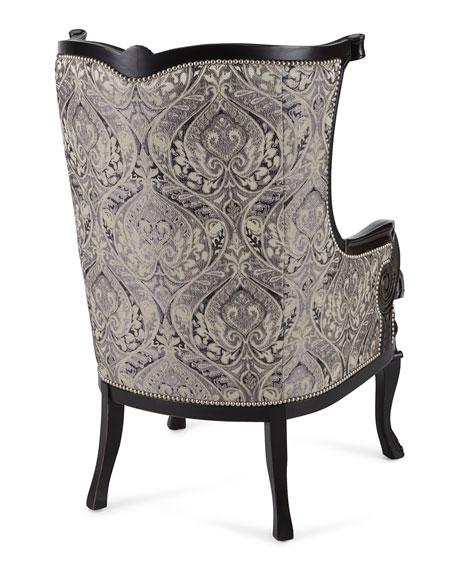 Massoud Elsmere Wing Chair
