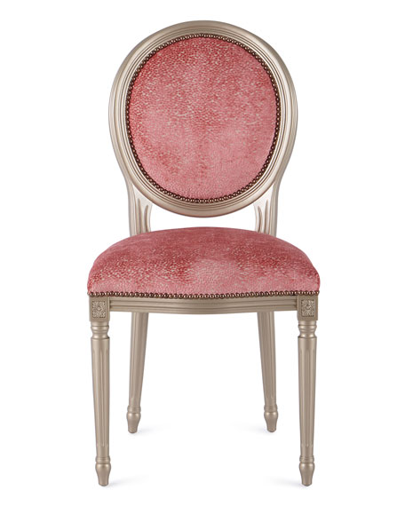 Old Hickory Tannery Serena Rouge Dining Chair