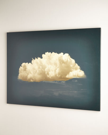 "Image 3 of 3: ""Cloud Dream"" Giclee on Canvas Wall Art"