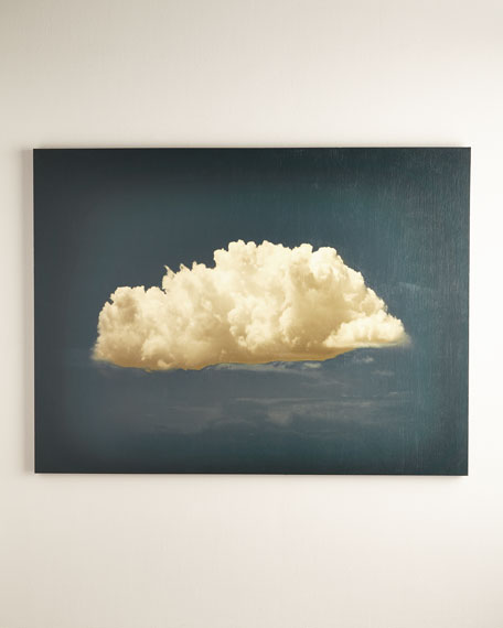 "Image 1 of 3: ""Cloud Dream"" Giclee on Canvas Wall Art"