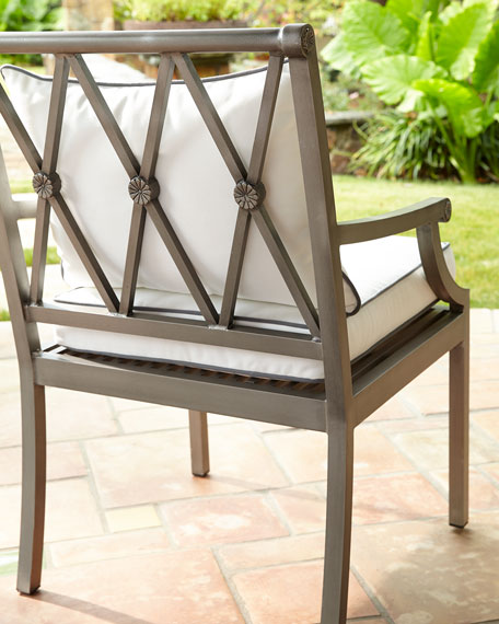 Charlotte Outdoor Dining Armchair