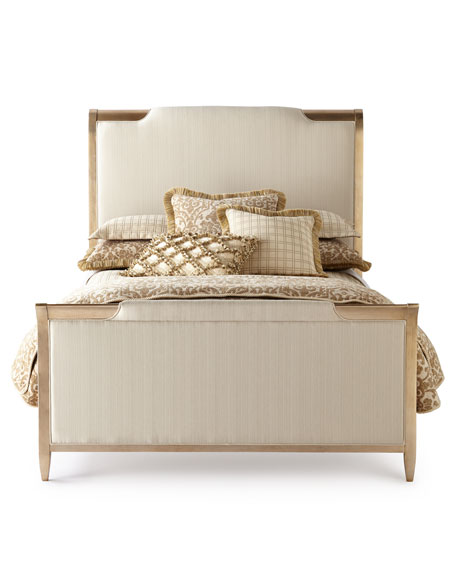 caracole Nite in Shining Armor California King Bed