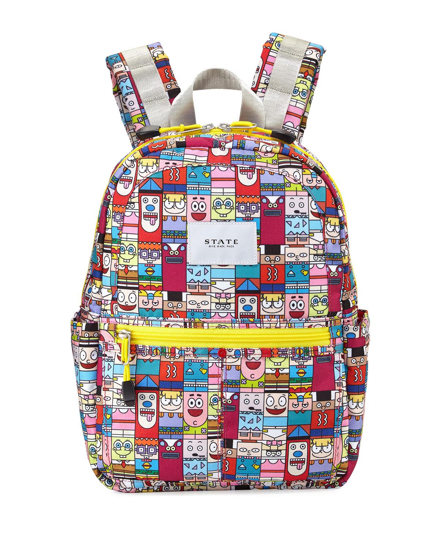 a75e5045ad State Bags Kane Mash Up Mini Backpack