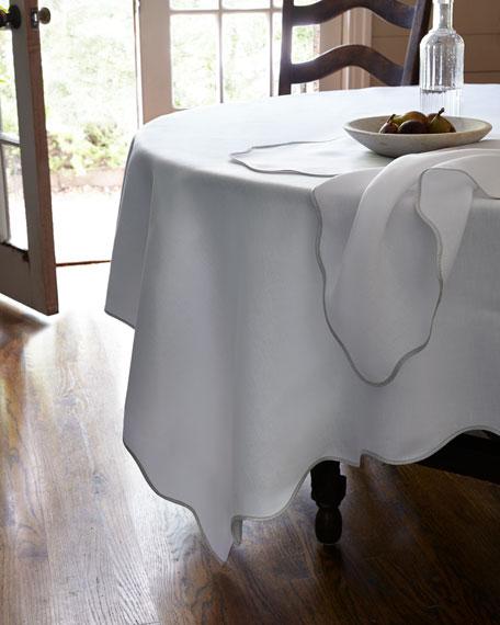 """Meira 90""""Dia. Tablecloth"""
