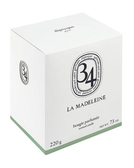 Diptyque La Madeleine Candle, 200g