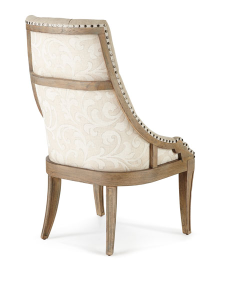 Image 4 of 4: Ciarrocchi Dining Chair