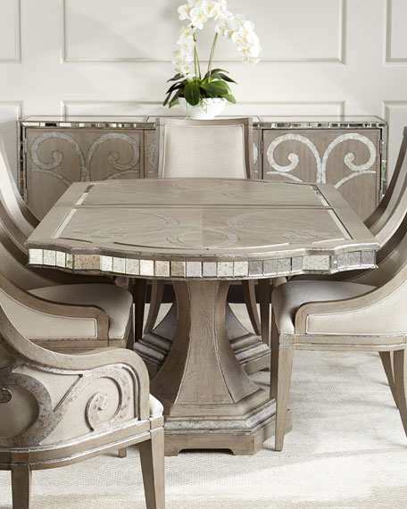 Mirrored Dining Room Furniture | Neiman Marcus