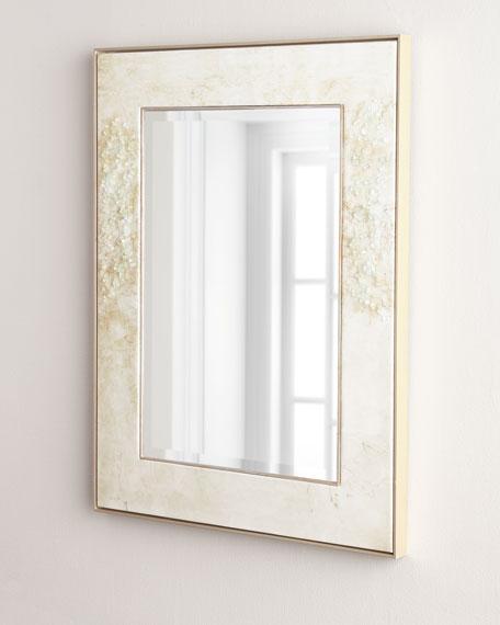 John-Richard Collection Bronze-Effect Mirror