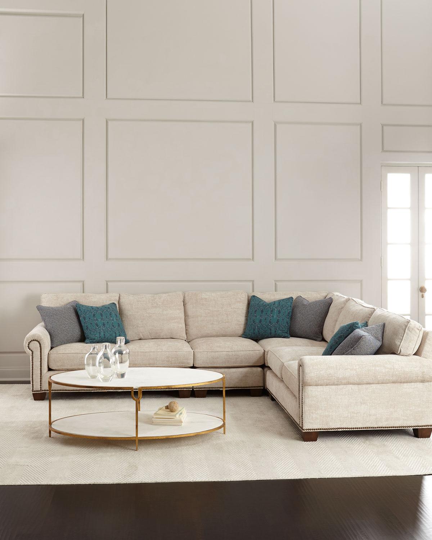 Jenkins 4 Piece Sectional Sofa