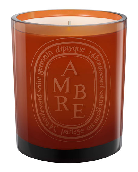 Diptyque Amber Scented Candled, 10.5 oz.