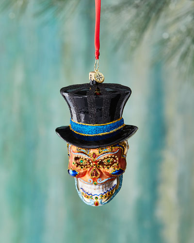 Mr. Dead Christmas Ornament