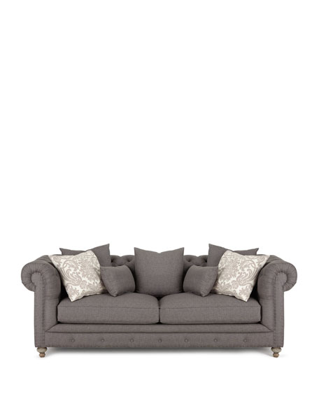 Alice Tufted Sofa